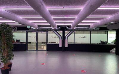 i-Vention creëert een living lab bij Sportiv Nieuwerkerk aan den IJssel
