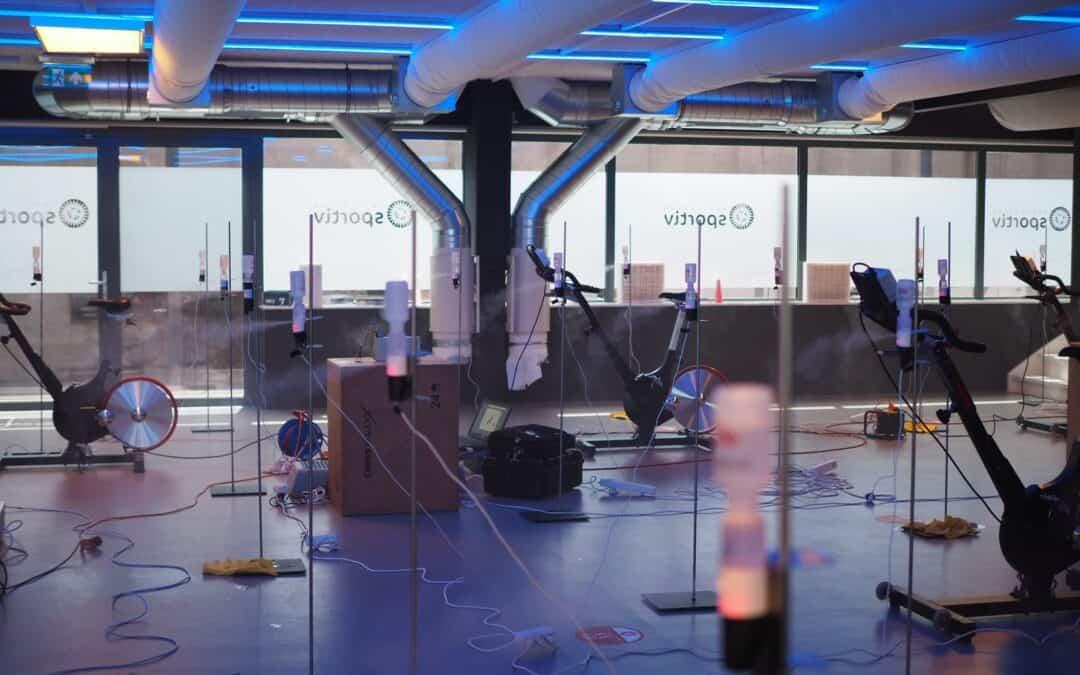 i-Vention werking gemeten door TU Eindhoven